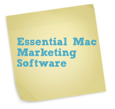 Mac Marketing Software