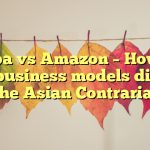<p><blockquote>Alibaba vs Amazon – How does their business models differ? – The Asian Contrarian</blockquote></p>