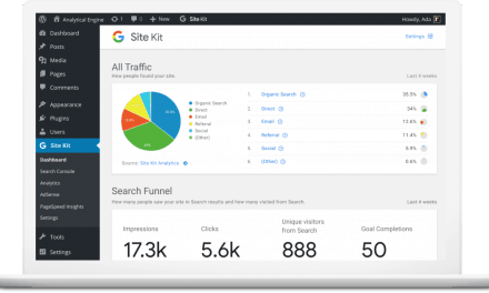 Site Kit is now available as a developer preview – Site Kit by Google